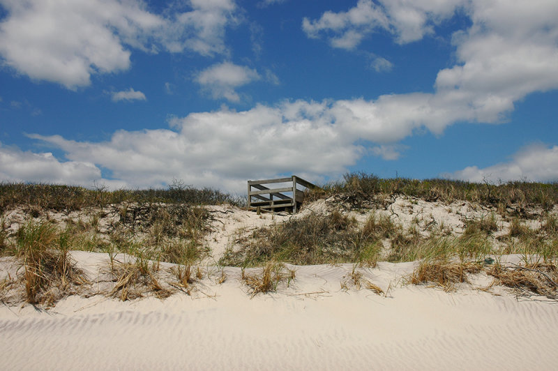 Observation Deck at Talisman Beach