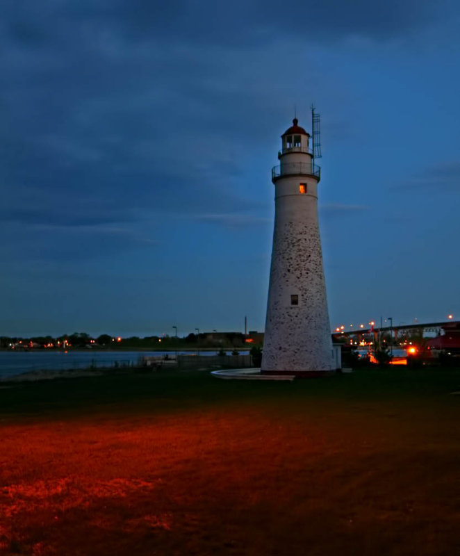 Fort Gratoit Lighthouse
