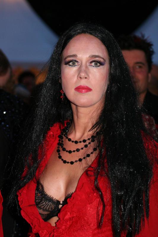 At Vienna Life Ball 2006