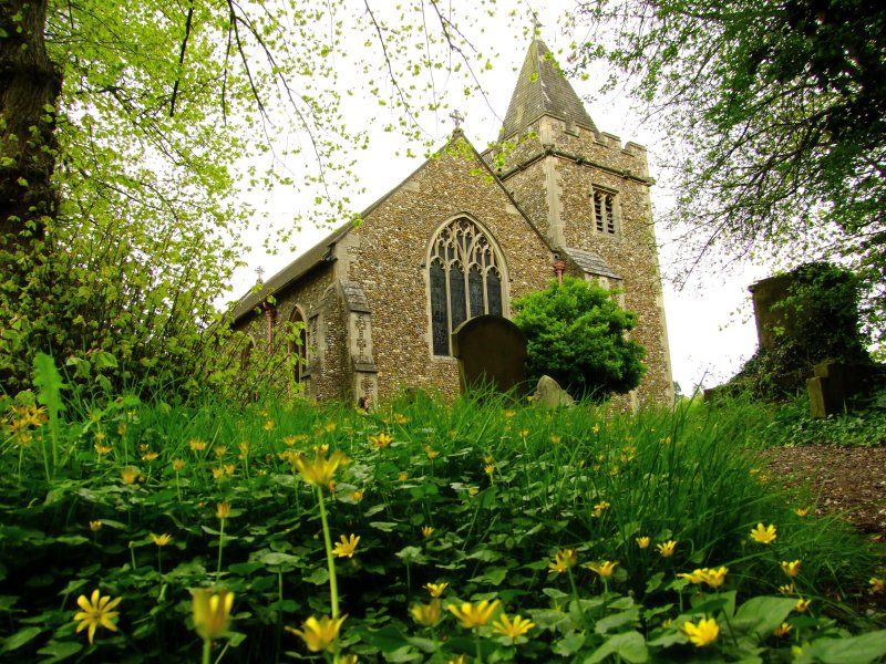 St.  Mary  Magdalene  church.