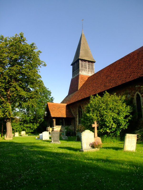 Church  of  St. Lawrence  and  All  Saints