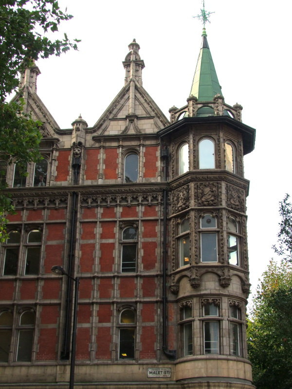 A  wonderfully  ornate  building.