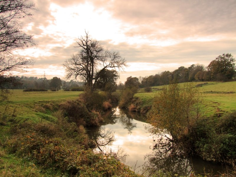 The  upper  Medway  Valley.