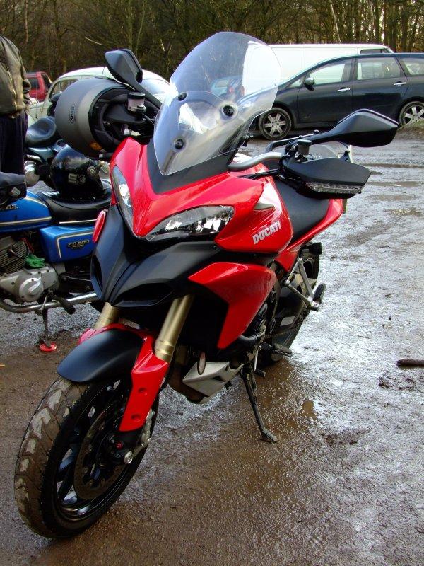 Ducati  Multistrada  Sport  1200