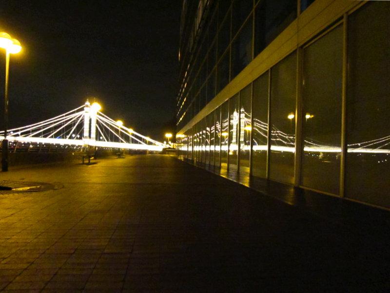 A  bridge  to  nowhere.