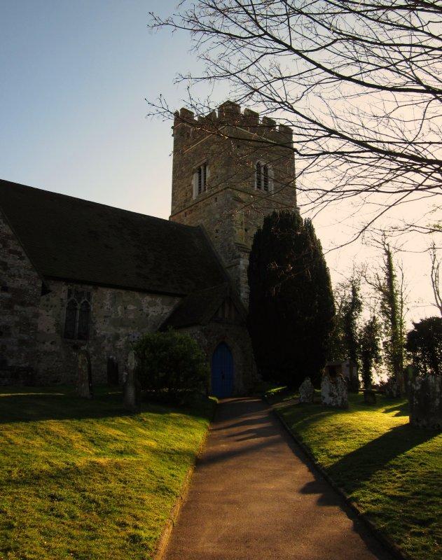 C 1100AD  Grade I  Listed ,St. Margarets  Church