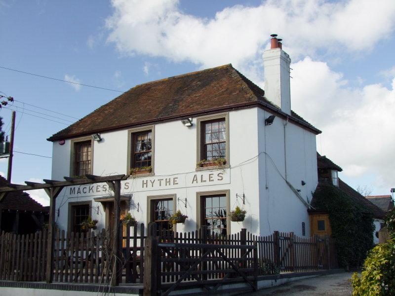 The Tiger  pub.