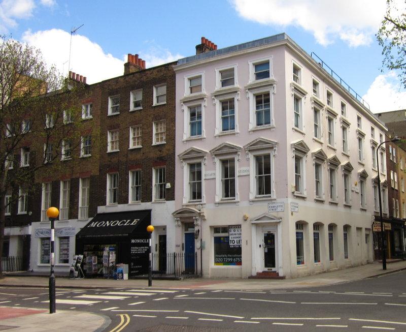 The  Hogarth  Studios