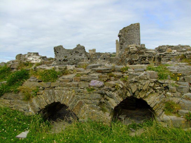 Aberystwyth  Castle  ruins  /  2