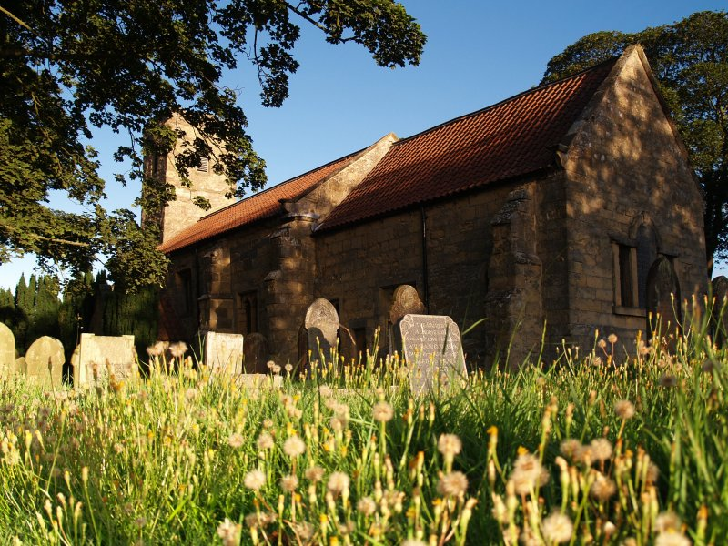 St.John The Baptist,C of E,Parish Church,West Ayton