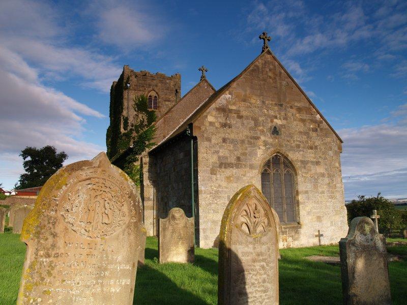 St.John The Evangelist, Parish Church, Folkton