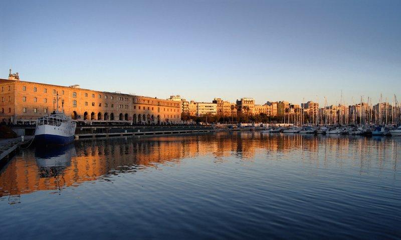 Skyline Barcelonetense