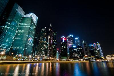 Singapore from Marina Bay