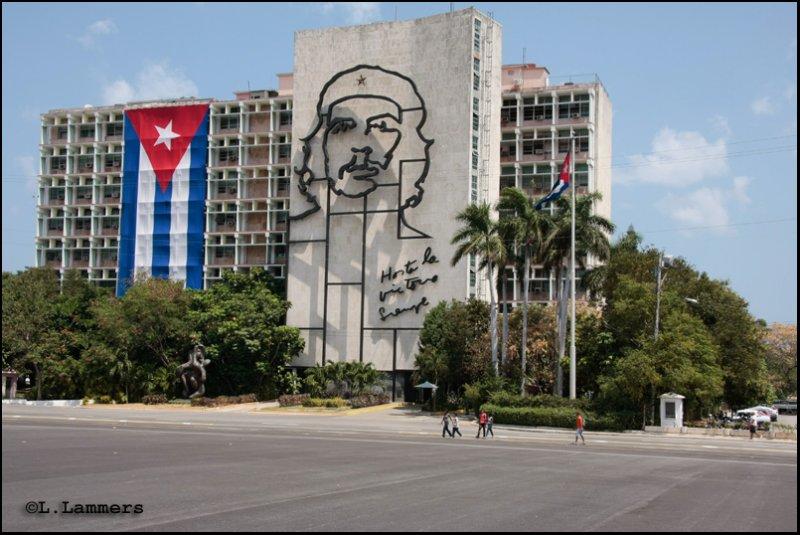 Havanna Plaza de la Revolución i00051