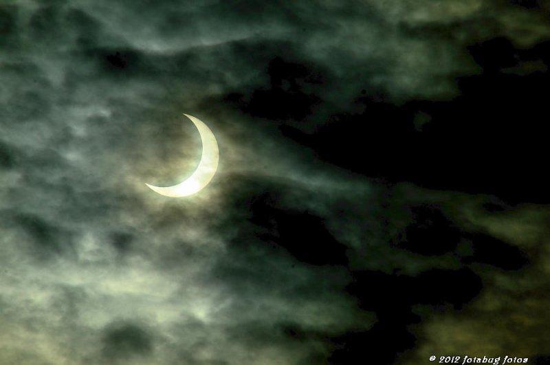 Partial Eclipse of Sun