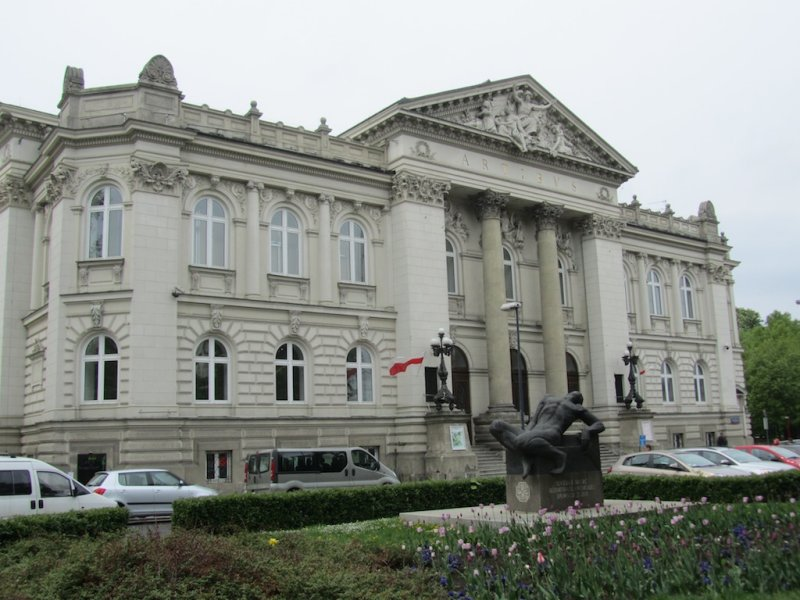 the modern art branch of the national museum
