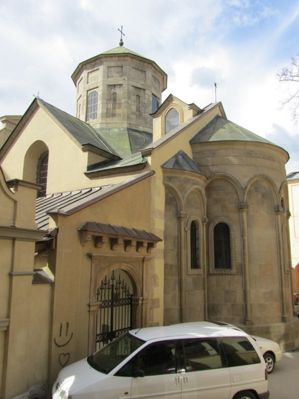 the church dates from the 14th. century...