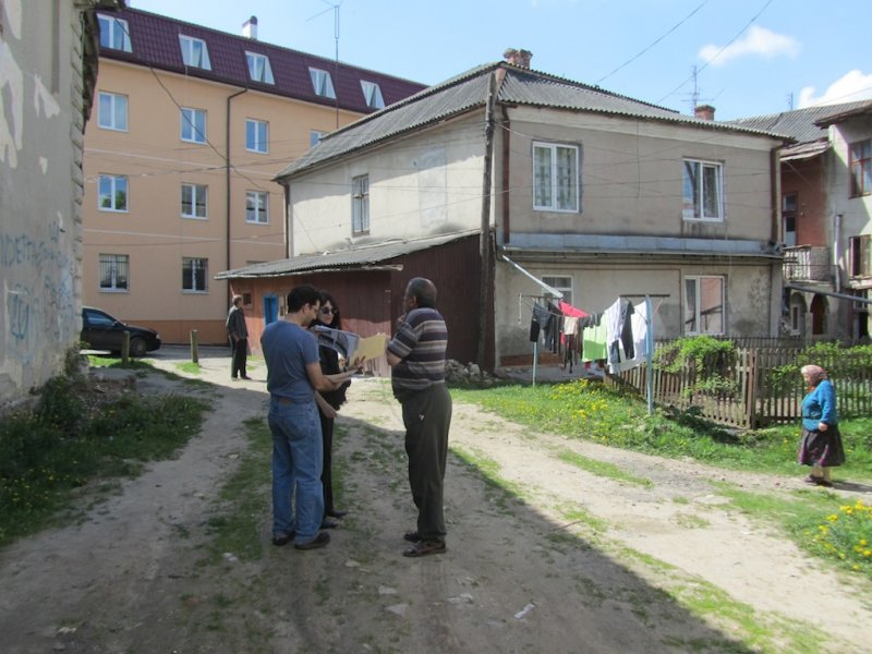 current residents want to help, but we struggle with the language