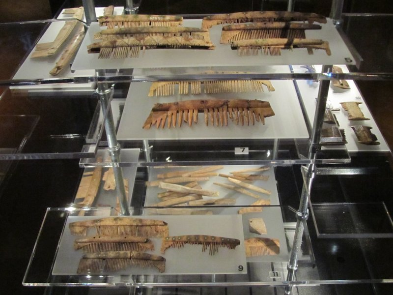 easily the largest collection of Viking-era combs weve ever seen!