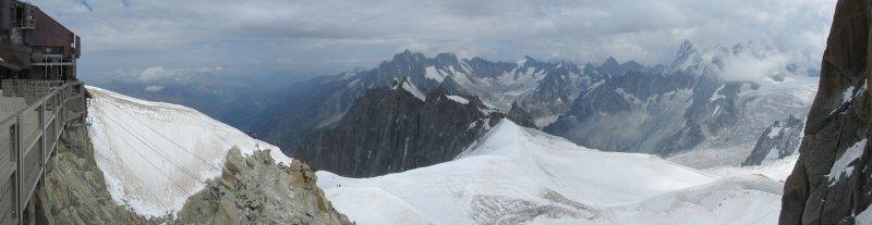 pano: Mont Blanc area #1