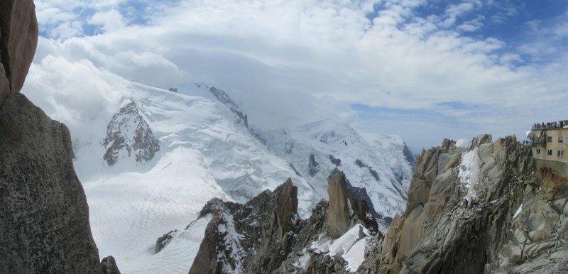 pano: Mont Blanc area #2