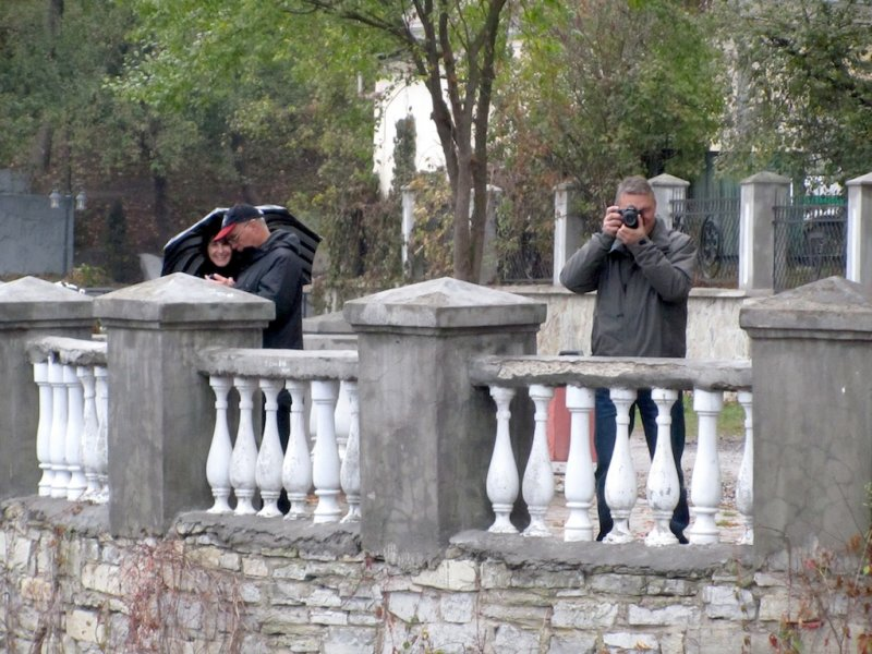 Vitaly and Jay have some fun with long lenses between bridge and gorge