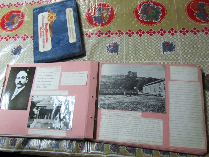...and about the history of the Soroca community