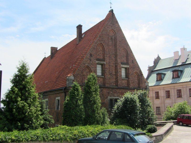 ...we next visit the Diocesan Museum in the former house of Jan Dlugosz