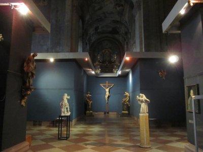 the altar for the village church of Hodovytsya, near Lviv, is considered his greatest work