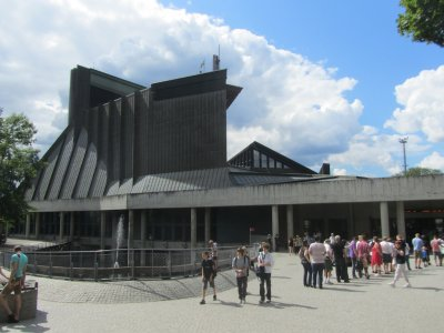 ...to visit the Vasa ship museum