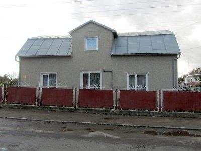 ...this time on north Halytska street