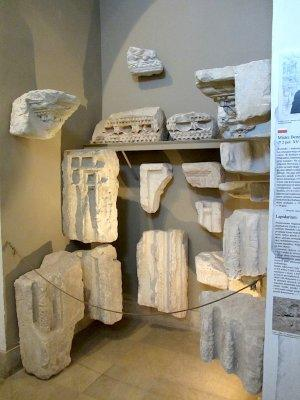 16th-c. stonework by Master Benedict