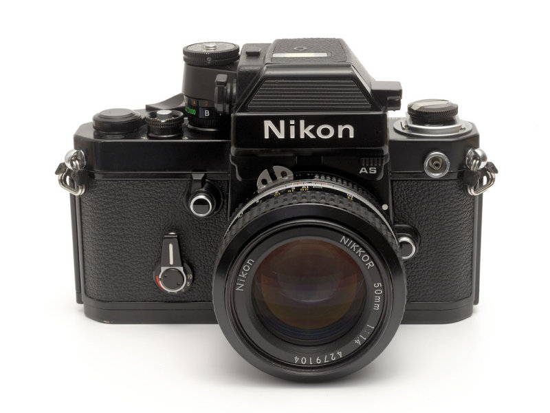 Nikon F2 AS Photomic
