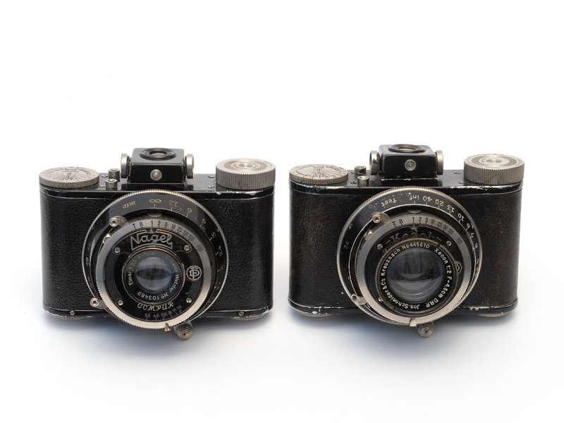Pupilles Nagel & Kodak