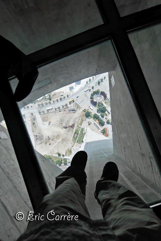 feeling dizzy ??? 342 m de haut...