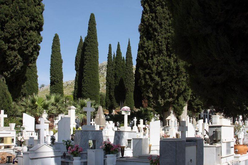 cemetery in Nauplio