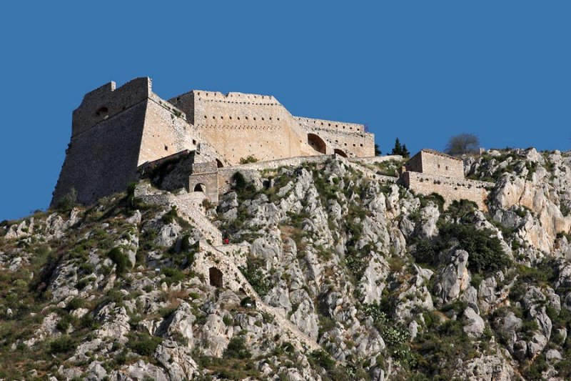 Nauplio,fortress