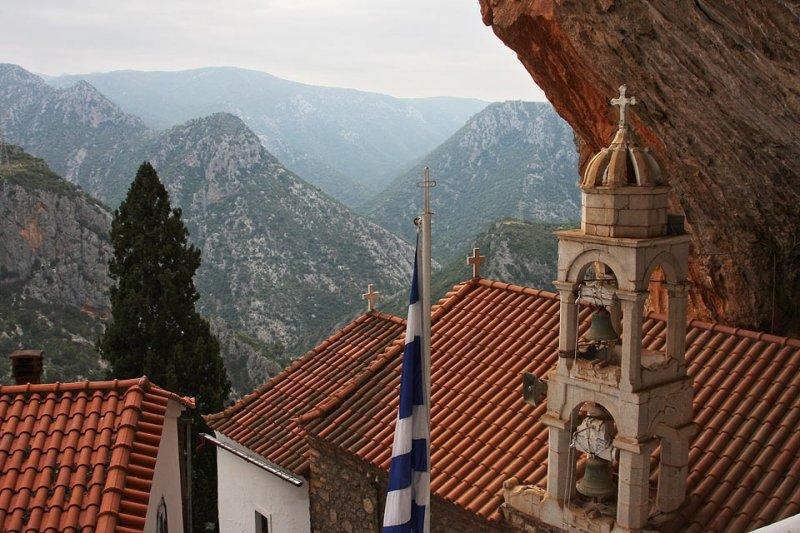monastery Elonis