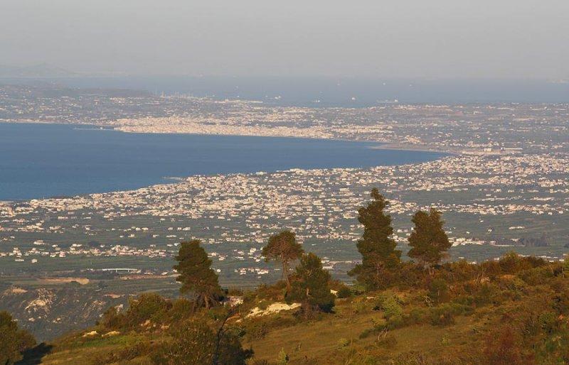 Gulf of Korinth