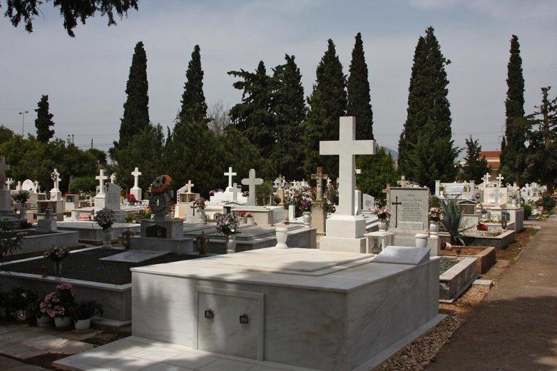cemetery near Athens