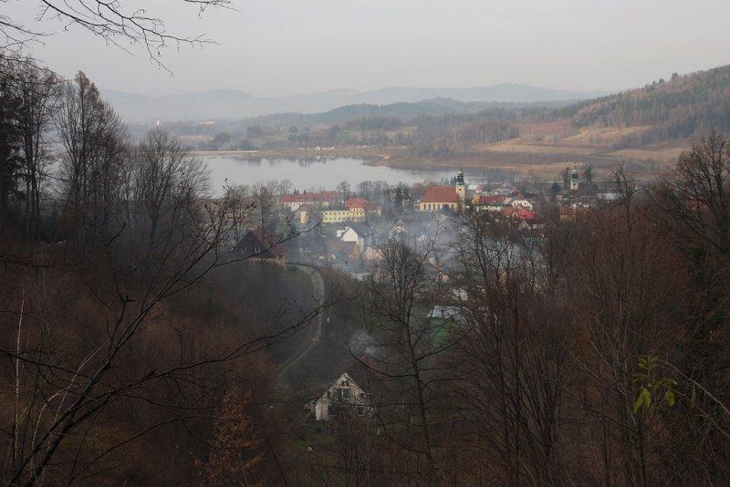 Landscape in Poland