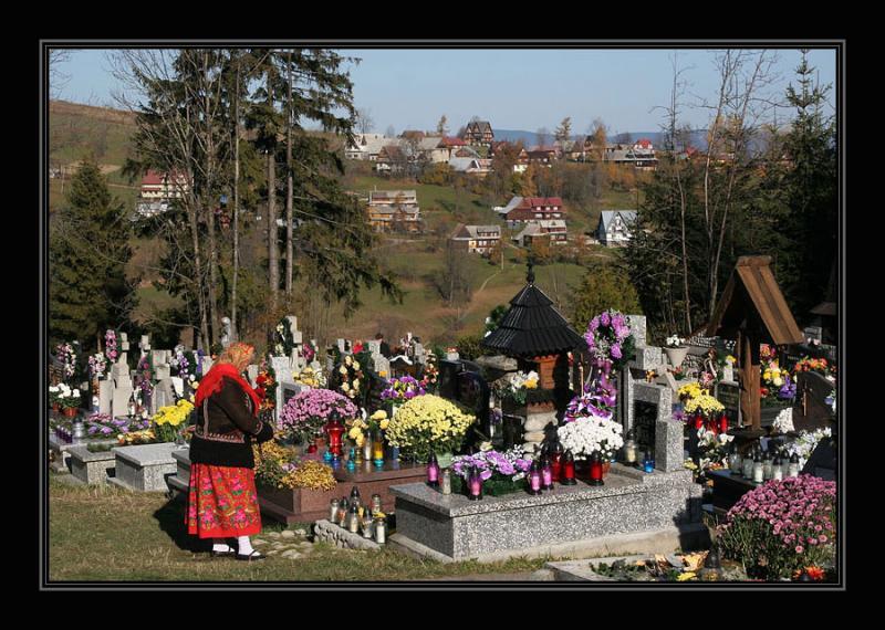 Poland,Bukowina Tatrzanska