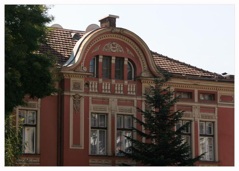 Art Nouveau;built 1901
