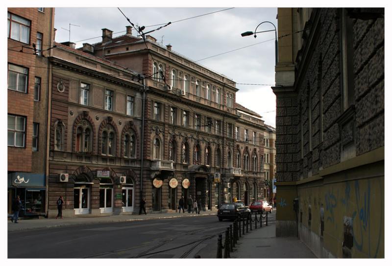 Architecture of monarchy,Sarajevo,Bosnia
