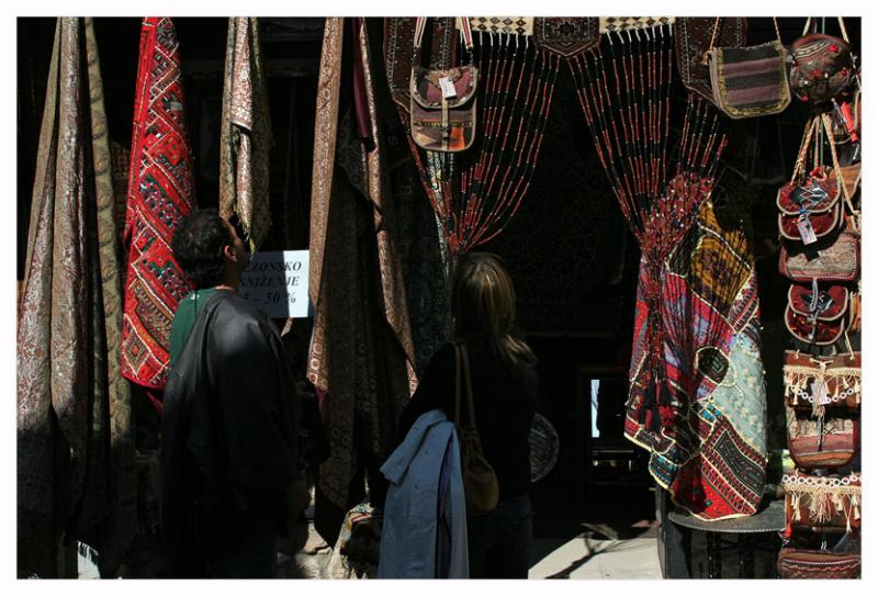 Cloth business