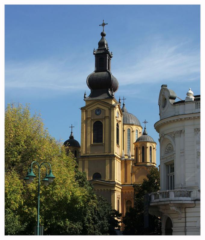 Orthodoxe Cathedral