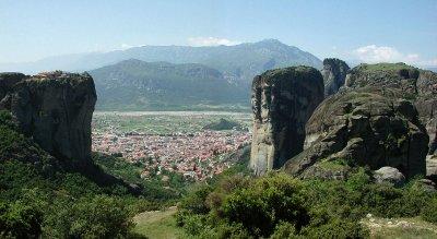 Meteora,Kalambaka,Greece