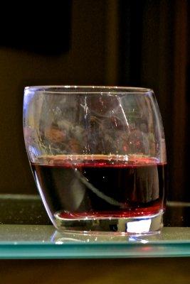 drunk glass