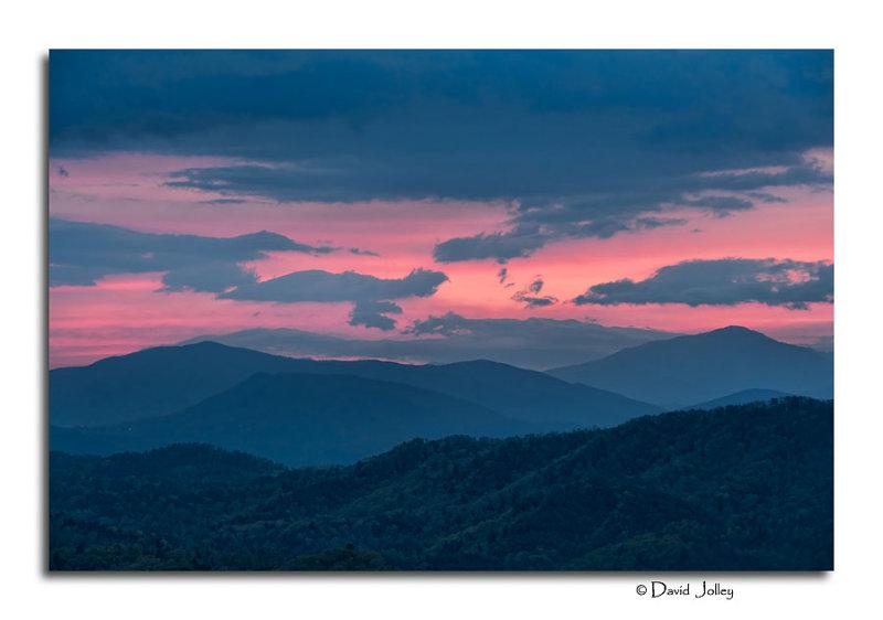 Sunrise - Foothills Parkway, Townsend ,TN