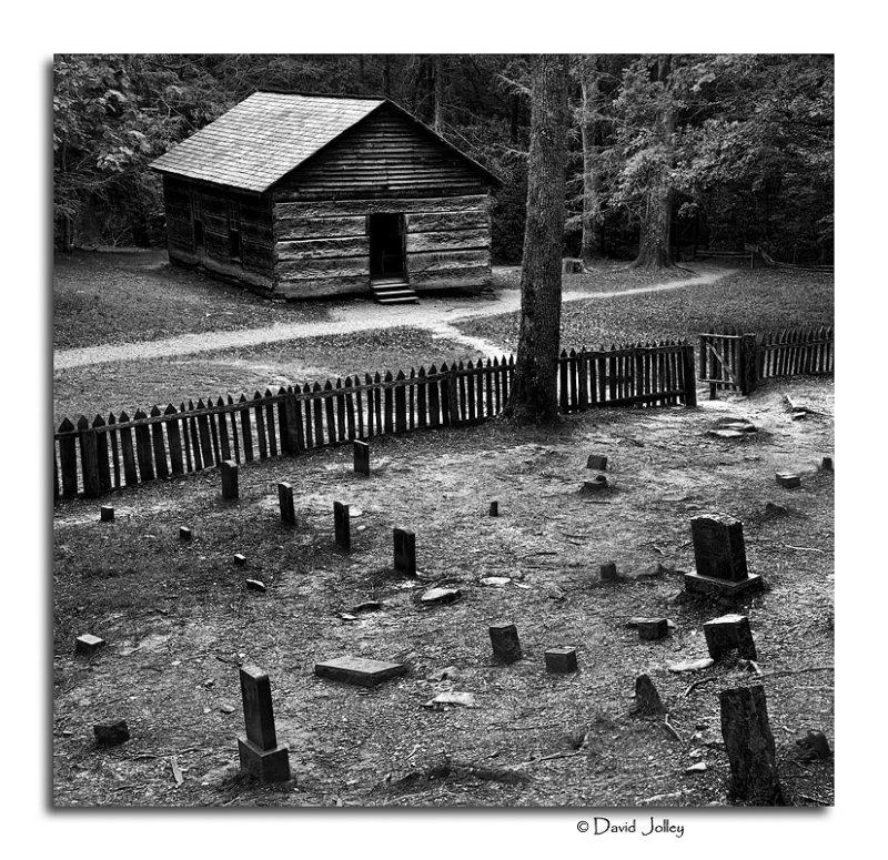 Little Greenbriar School & Cemetery